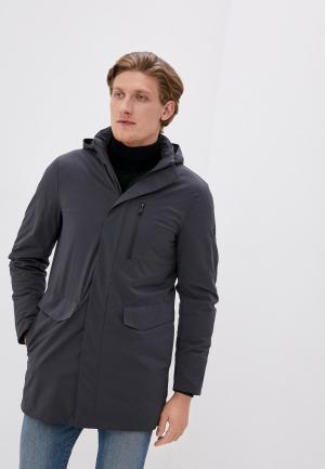 Куртка утепленная Matinique. Цвет: серый