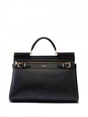Сумка для ноутбука Dolce & Gabbana. Цвет: черный