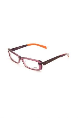Оправы корригирующих очков EXTE. Цвет: 03 фиолетовый