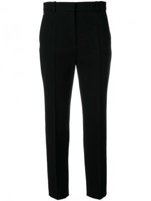 Прямые брюки Emilio Pucci. Цвет: черный