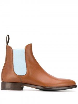 Ботинки Giancarlo Scarosso. Цвет: коричневый