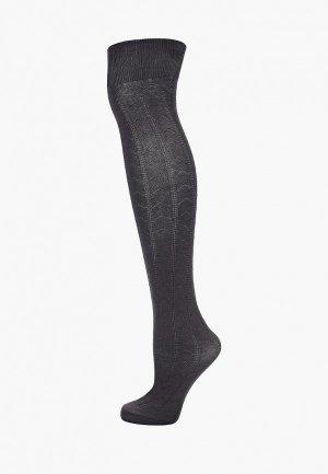 Чулки Max&Co. Цвет: серый