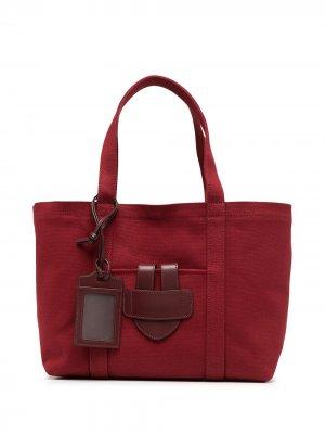 Маленькая сумка Simple Bag Tila March. Цвет: красный