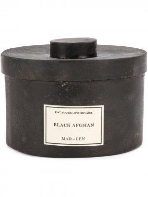 Парфюмированные камни Black Afghan Mad Et Len. Цвет: черный