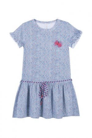 Платье Coccodrillo. Цвет: мультиколор