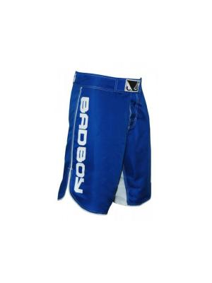 Шорты ММА Bad Boy MMA Blue/White. Цвет: синий, белый