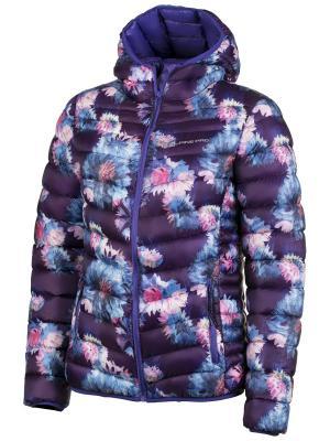 Куртка Alpine PRO. Цвет: фиолетовый