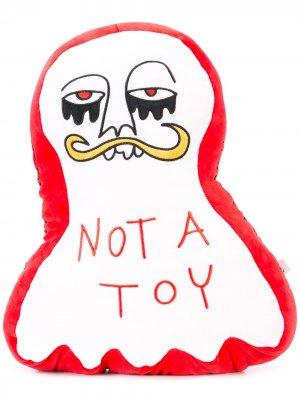 Плюшевая игрушка Not a Toy Haculla. Цвет: белый