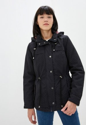 Куртка утепленная Fresh Made. Цвет: синий