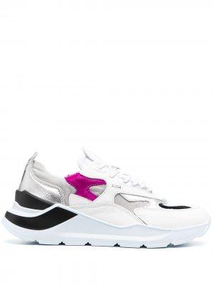 Кроссовки Fuga D.A.T.E.. Цвет: белый