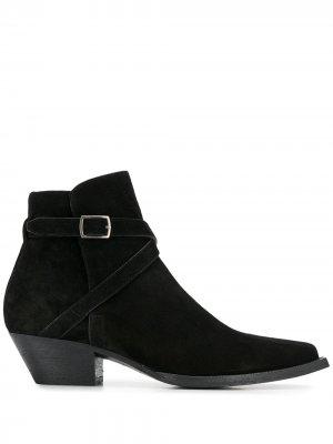 Ботинки челси Lukas Saint Laurent. Цвет: черный