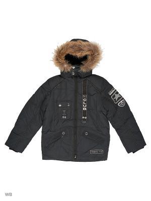 Куртки Arista. Цвет: антрацитовый