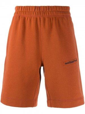 Спортивные шорты not Rain Proof Styland. Цвет: коричневый