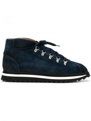 Trekking sneakers Doucal's. Цвет: синий