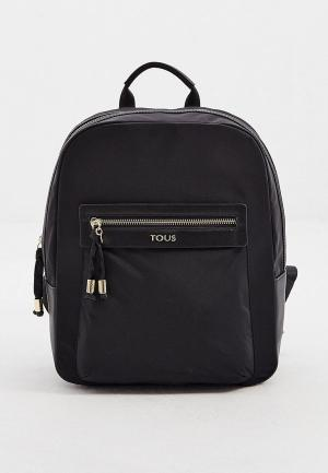 Рюкзак Tous. Цвет: черный