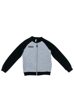 Куртка Scool S'cool. Цвет: серый
