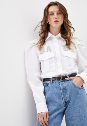 Рубашка Forte Dei Marmi Couture. Цвет: белый
