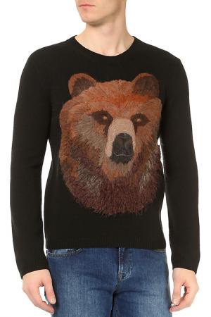 Пуловер Gucci. Цвет: черный