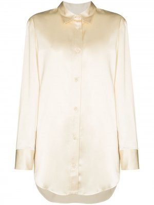 Рубашка Bernel на пуговицах Joseph. Цвет: нейтральные цвета