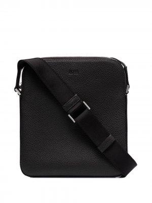 Маленькая сумка на плечо Crosstown BOSS. Цвет: черный