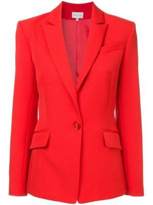 Пиджак Milly. Цвет: красный