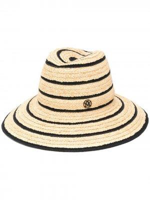 Шляпа Kate Maison Michel. Цвет: нейтральные цвета