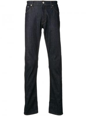 Slim fit regular jeans Citizens Of Humanity. Цвет: синий