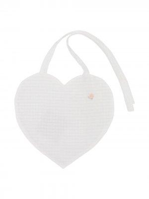 Нагрудник в форме сердца La Stupenderia. Цвет: r22