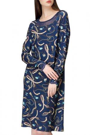 Платье Helmidge. Цвет: мультицвет