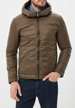 Куртка утепленная Bomboogie. Цвет: разноцветный