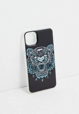 Чехол для iPhone Kenzo. Цвет: черный