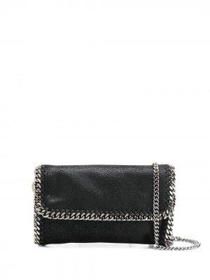 Поясная сумка Falabella Stella McCartney. Цвет: черный