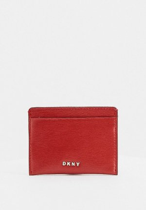 Кредитница DKNY. Цвет: красный