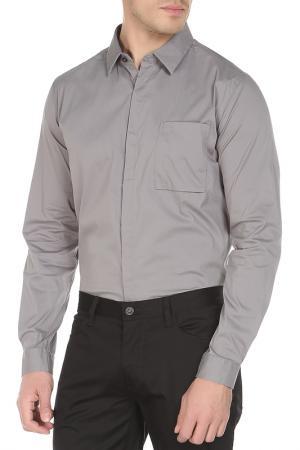 Рубашка CNC Costume National C'N'C. Цвет: серый