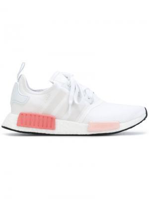 Кроссовки с зернистой подошвой Adidas. Цвет: нейтральные цвета