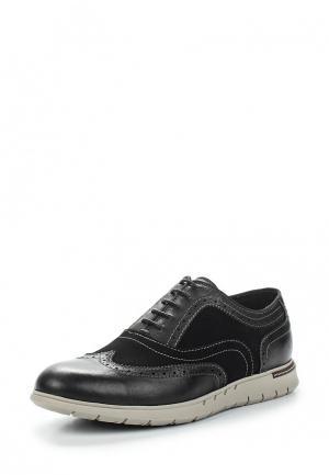 Туфли Ascot. Цвет: черный