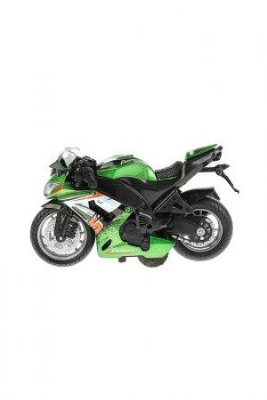 Мотоцикл ТЕХНОПАРК. Цвет: зеленый