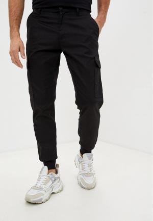 Куртка утепленная Versace Jeans Couture. Цвет: черный