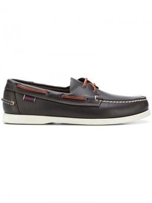 Docksides shoes Sebago. Цвет: коричневый