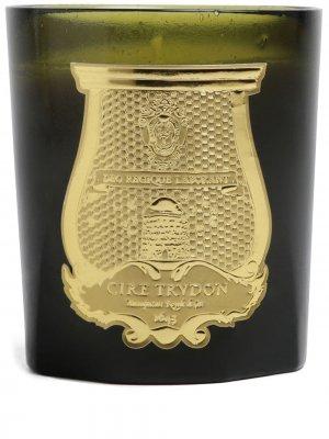 Ароматическая свеча Odalisque (270 г) Cire Trudon. Цвет: зеленый