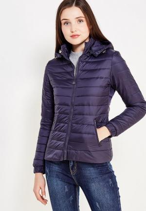 Куртка утепленная Adrixx. Цвет: синий