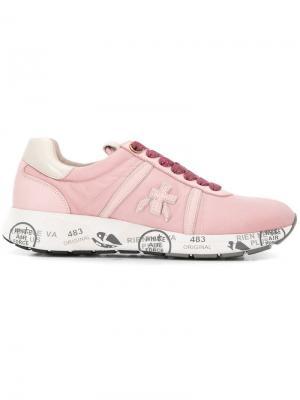 Кроссовки Matthew Premiata. Цвет: розовый