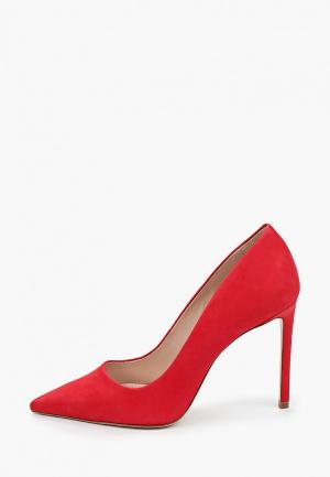 Туфли Schutz. Цвет: красный