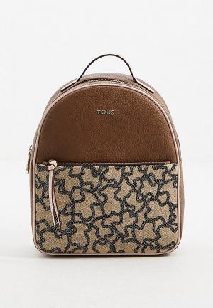 Рюкзак Tous. Цвет: коричневый