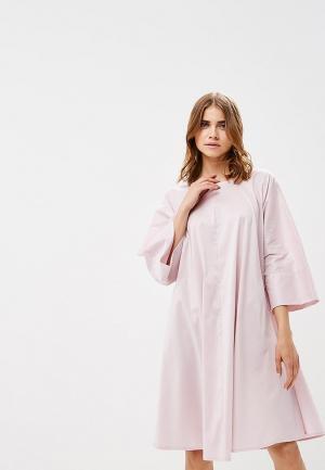 Платье Pepen. Цвет: розовый