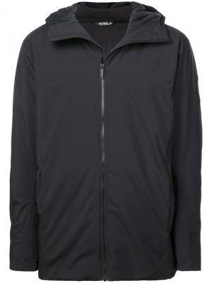 Куртка на молнии Arc'teryx. Цвет: черный