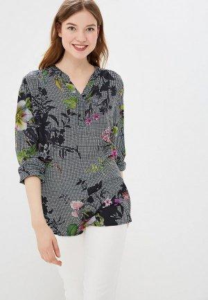 Блуза Betty Barclay. Цвет: серый