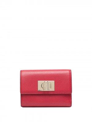 Бумажник 1927 Furla. Цвет: красный