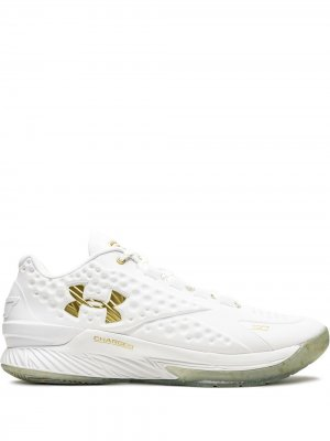 Кроссовки Curry Low Friends and Family Under Armour. Цвет: белый