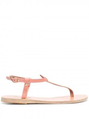 Сандалии Lito Ancient Greek Sandals. Цвет: розовый